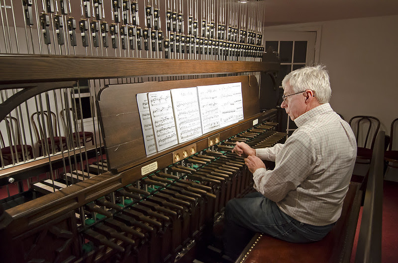 The Carillonneur