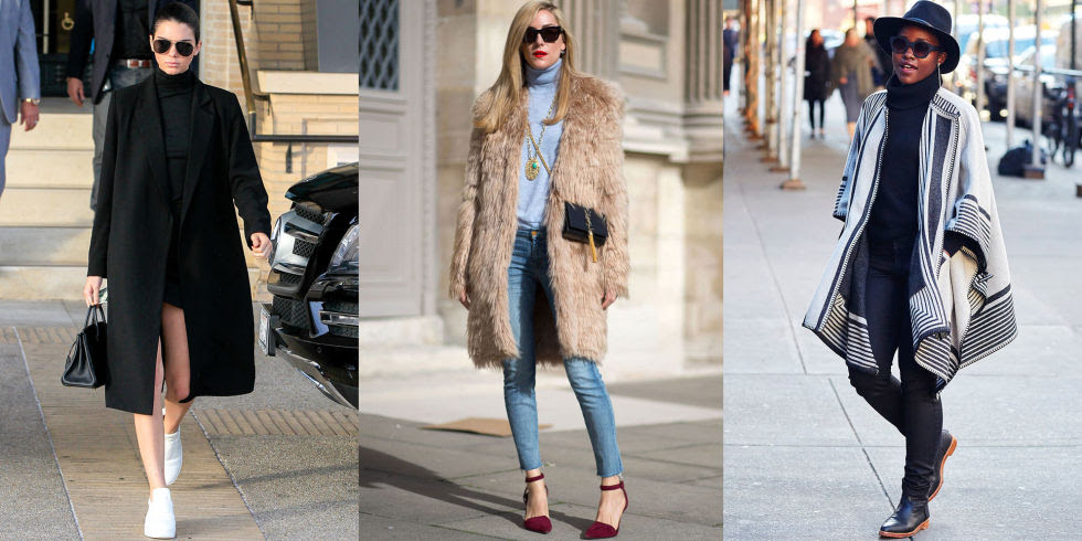 50 WAYS TO STYLE A TURTLENECK