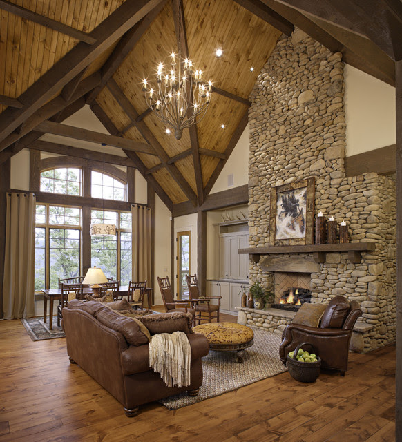 Rustic Living Room Design Ideas – The WoW Style