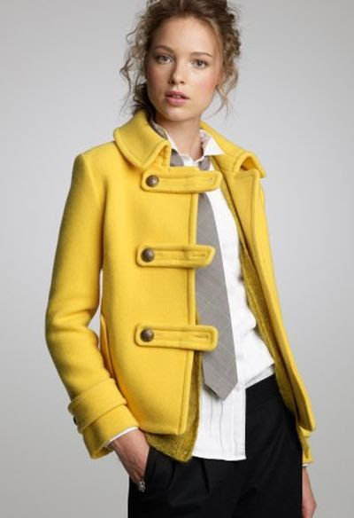 J.Crew....love the jacket