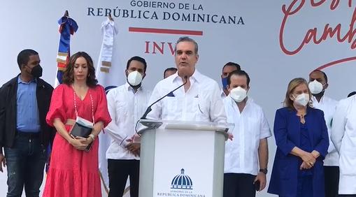 ABINADER: OBRAS INCONCLUSAS SERÁN FINALIZADAS CON LEY ESPECIAL TRANSITORIA