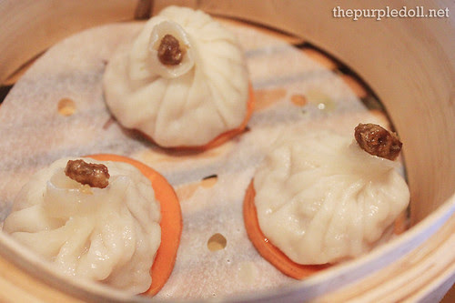 Steamed Xiao Long Pao Shanghai Style
