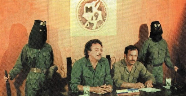 Resultado de imagem para guerrilheiros do grupo M-19