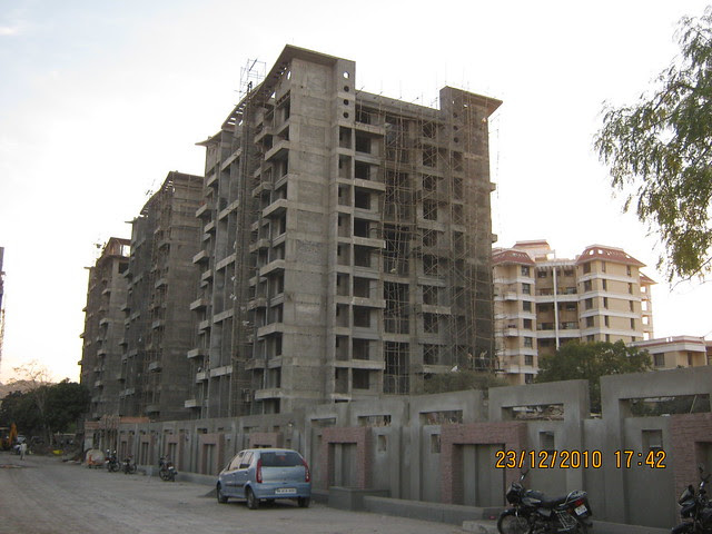 Regency Cosmos 3 BHK Flats at Baner Road Pune IMG_4527