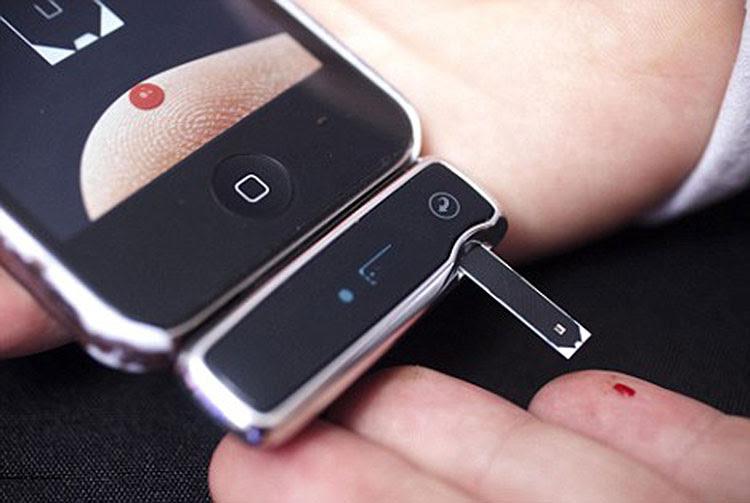 Aplicativo vai ajudar a monitorar o diabete