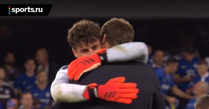 Тухель выпустил Кепу вместо Менди на серию пенальти в матче «Челси» с «Вильярреалом» за Суперкубок УЕФА