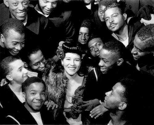 Not So Secret Admirers | 1944 by Black History Album