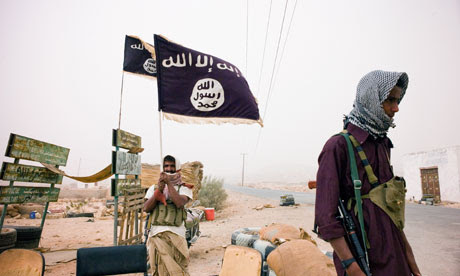 Al-Qaida affiliated fighters in Yemen