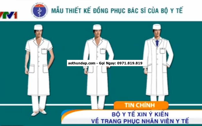hình ảnh trang phục y tế năm 2016