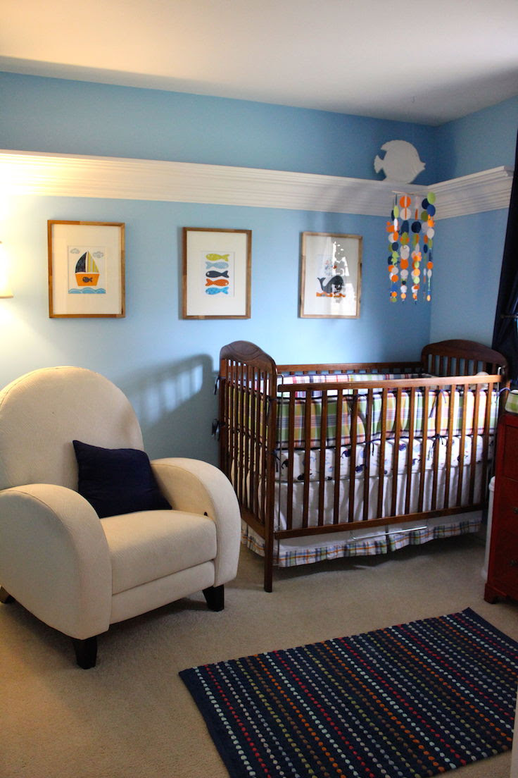 31 Nursery Room Themes And Designs For Your Baby Boy ...