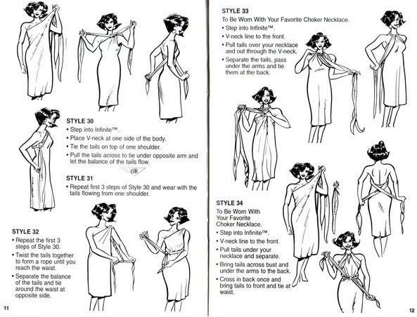 Простой способ сделать платье-трансформер... Мне понадобилось всего несколько часов!