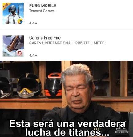 Pubg Vs Free Fire Funny Memes Pubg Free Uc Free