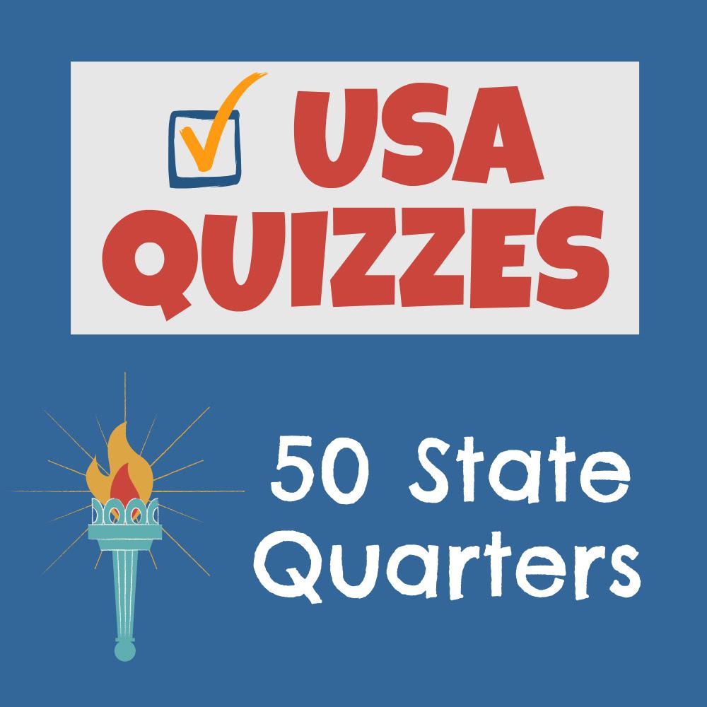 USA State Quarters Quiz