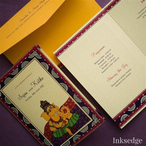 12 best Indian Folk Wedding Invitations images on
