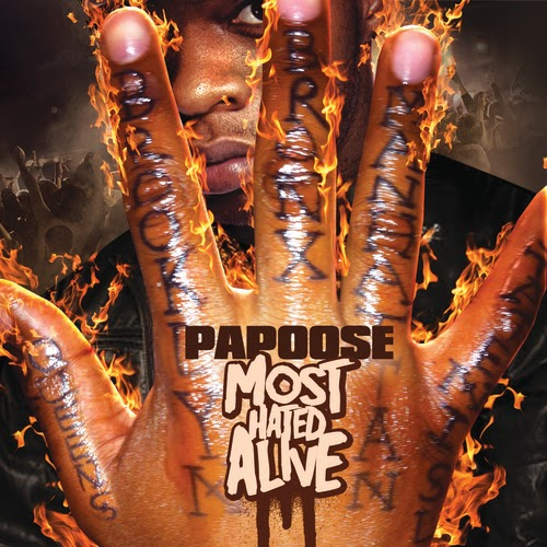 Papose Most Hated Alive - Mixtape