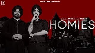Homies Lyrics in hindi | Jassa Feat. Nseeb | True Root Records