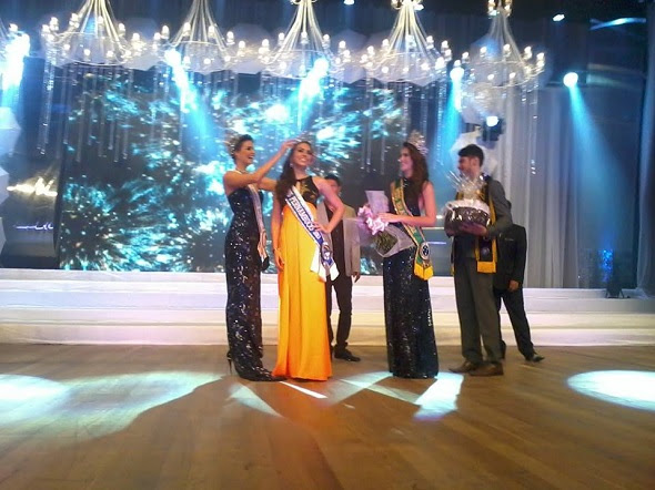 Helena Rios é a nova Miss Pernambuco - Crédito: Reprodução Facebook Blog Miss Pernambuco