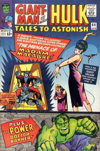 Tales to Astonish 066