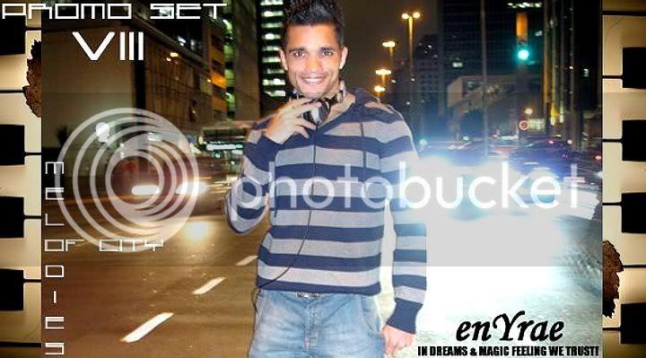 DJ Enyrae Promo Set VIII - Melodies OF City