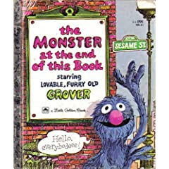 The Monster At The End Of This Book  (A Little Golden Book)