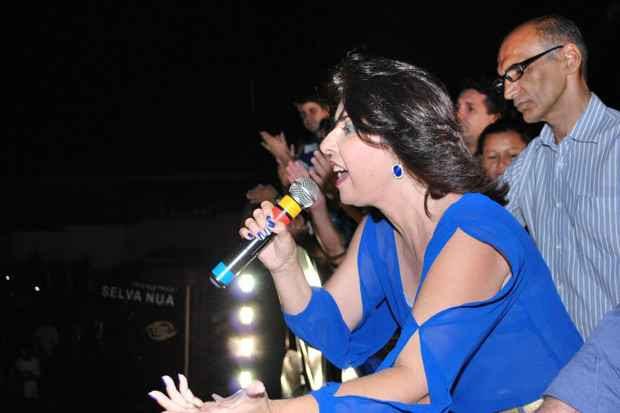 Eliane Costa é eleita prefeita de Santa Maria da Boa Vista. Foto: Ramáiana Leal/Divulgação