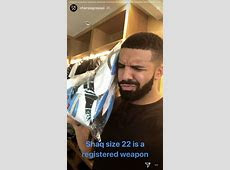 Drake shows off incredible signed jersey collection: From