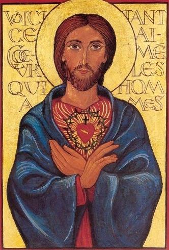 Sagrado Corazón de Jesús - ten misericordia de nosotros