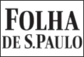Logo do jornal Folha de S. Paulo