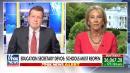 Fox News Host Grills Betsy DeVos on 'Reckless' Plan to Reopen Schools
