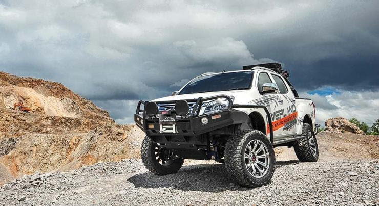 Why The Isuzu D Max V Cross May Be Better For You Than The