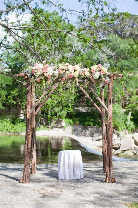 20 Cool Wedding Arch Ideas   Hative