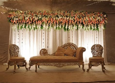 25  best ideas about Pakistani wedding stage on Pinterest