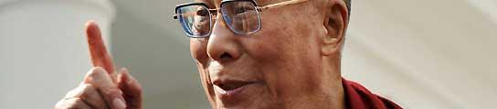 El Dalai Lama apoya la abolición de las corridas de toros en  Catalunya  (Imagen: MICHAEL REYNOLDS / EFE)