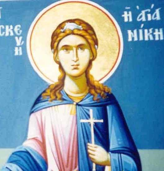 IMG ST. NICKY,  Martyr