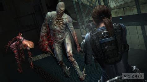 resident evil revelations  hunk gameplay trailer