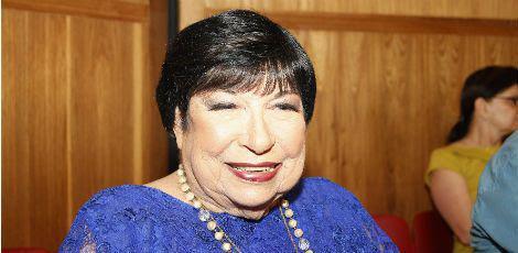 Inezita era cantora, instrumentista, apresentadora e acadêmica / Foto:  Marcos Santos / USP Imagens