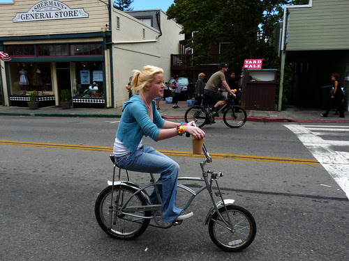 Iced Coffee Rider