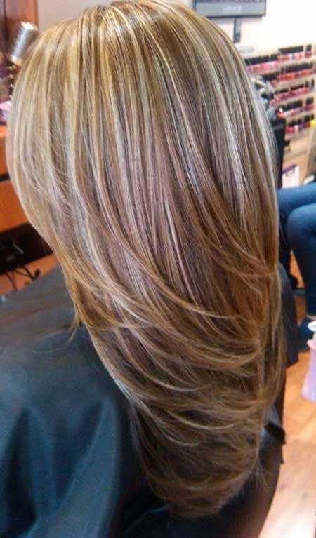 30 Brown \u0026 Blonde Hair Color Combinations  Hairstyles \u0026 Haircuts 2016  2017