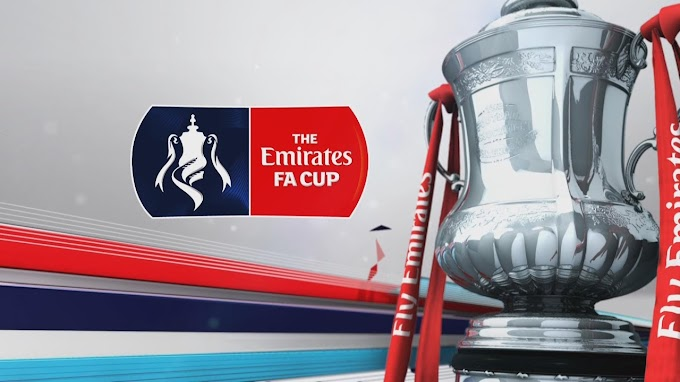 Emirates FA Cup - First Round Draw Numbers