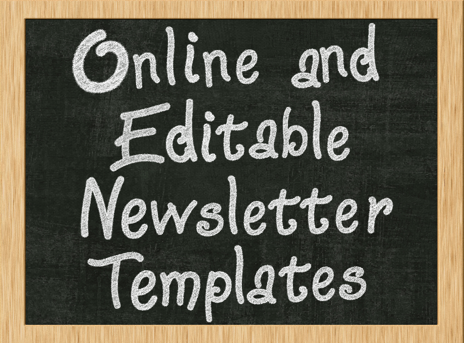 1000+ ideas about Monthly Newsletter Template on Pinterest | Class ...