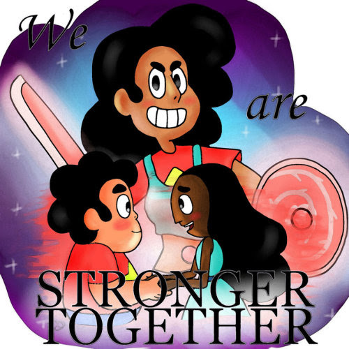 Recent events have inspired me to draw a series of kindhearted pictures to spread some hope among women, people of color, and the lgbt community. Here's the first. It isnt much, but I've seen enough negativity in the last 2 days to last me a lifetime. So i hope when all of my pictures are finished, they might help cheer someone up.