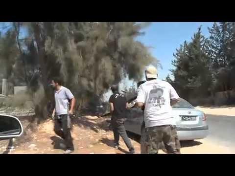 Repórter da Rede TV! é alvo de emboscada na Líbia