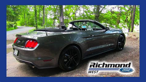 ford mustang ecoboost review doovi