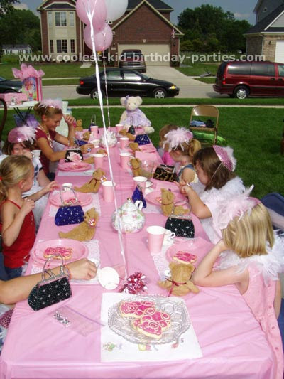 Coolest Tea Party Ideas For A Fourth Birthday Party