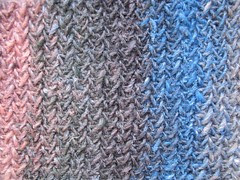 My So-called Scarf Stitch Detail 2