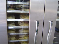 roti dalam oven