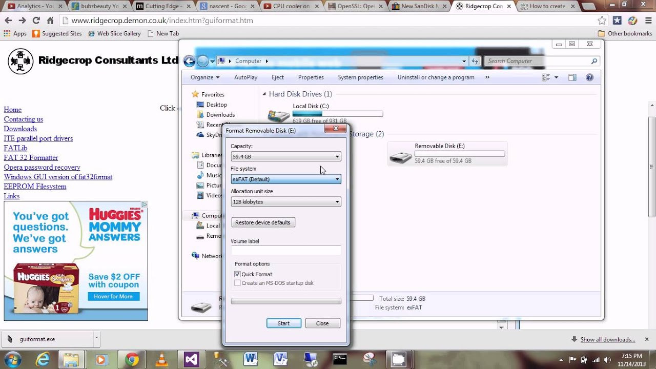 How To Use a 64GB SD Card in a 32GB Phone - YouTube