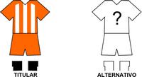 Uniforme Selección Badeña de Fútbol