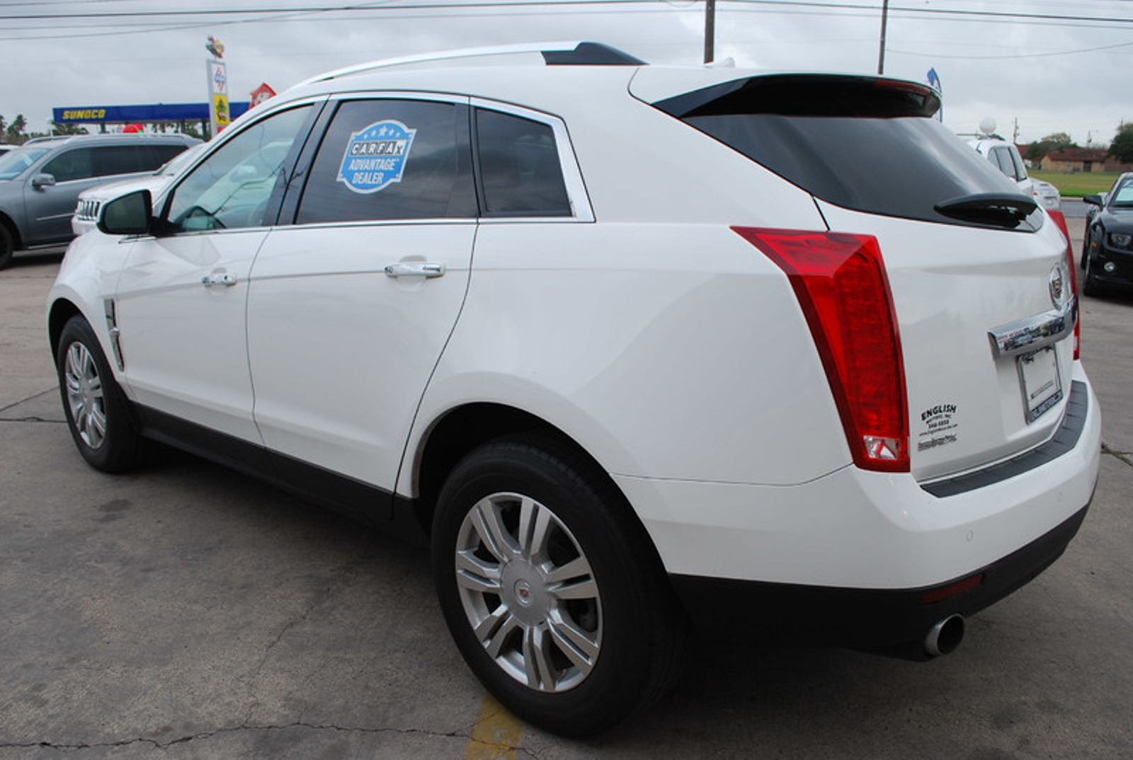 2012 cadillac srx luxury collection brownsville tx english