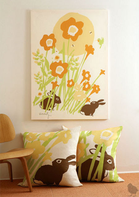 Eco-Friendly Wall Décor